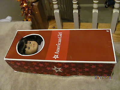 American Girl Doll SAMANTHA With Accessories And Box---RARE