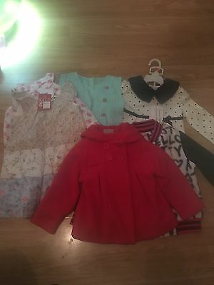 girls clothes bundle 2-3 years River Island And More