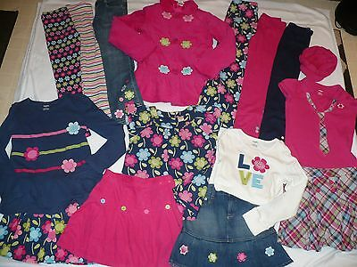 Girls Gymboree Smart And Sweet Line 40 Piece Huge Lot Size 9