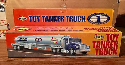 Sunoco, Toy Tanker Truck.  1st In A Series.