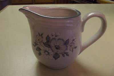 Country Ware Stoneware Ashberry Creamer
