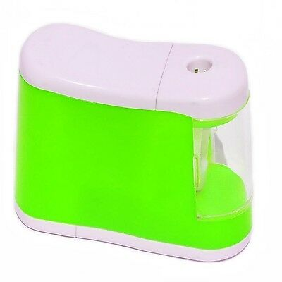 Automatic Electric Pencil Sharpener Battery/USB Powered for Home School Office