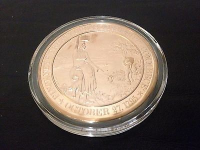1795 - Franklin Mint History of the United States Bronze Coin