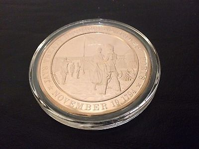 1794 - Franklin Mint History of the United States Bronze Coin