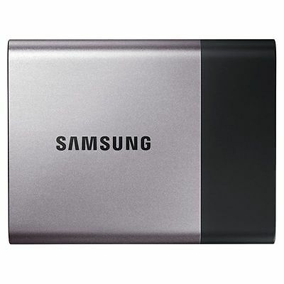 Samsung T3 250GB Portable SSD *LIKE NEW* - USB 3.1External Solid State Drive