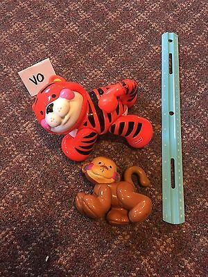 Fisher Price Amazing Animals Sing & Go Train Monkey Replacement & Click Tiger