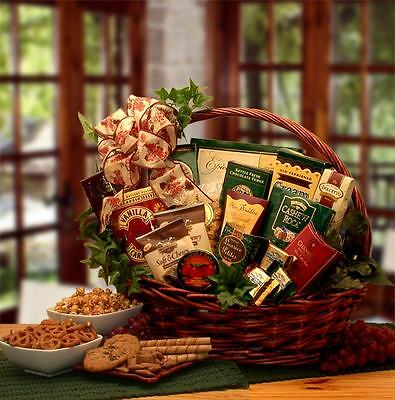 Sweets and Treats Gift Basket Large