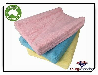 New Extra Thick Cotton Aussie Made Baby Change/Changing Pad/Mat Cover