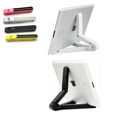 Universal Foldable Tripod Holder Desk Stand Mount For Phone iPad Samsung Tablet
