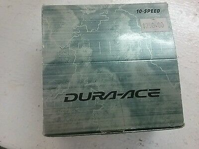 Shimano Dura-ace 10 speed cassette $100 off retail price new old stock