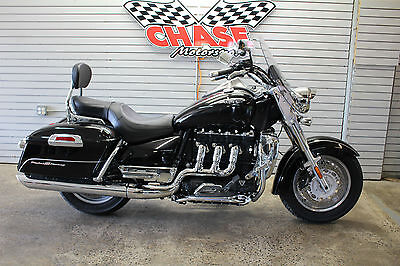 2008 Triumph Rocket III  2008 TRIUMPH ROCKET III TOURING CRUISER **MINT COND**  SHIPPING STARTS AT $199