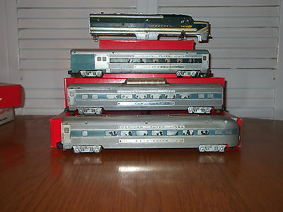 American Flyer Passenger Train Units Parts Or Repair
