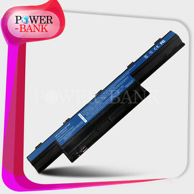 6 Cell Laptop Battery for Acer Aspire 4551 4741 5750 7551 7750 AS10D31 AS10D51