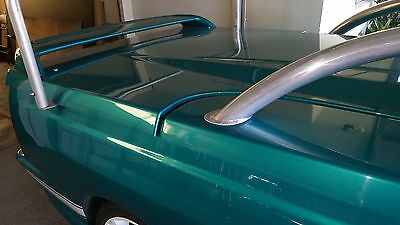 Hard cover - Spoiler - Roll Bar genuine Ford parts suit BF Falcon ute