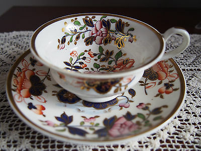 C 1835 Davenport Cup and Saucer