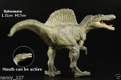 New Jurassic Dinosaur Cretaceous Spinosaurus Animal Model Figurine Figure Toy