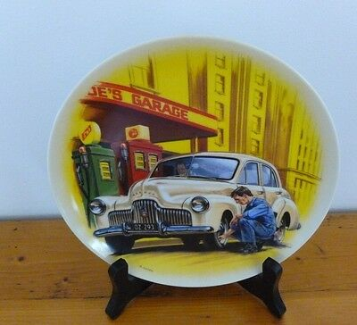 1948 The FX Holden Collectable Plate All Australian Car Series