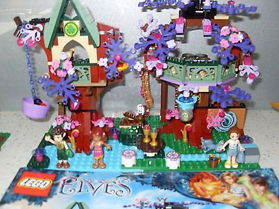 Bulk Lego Elves 100% complete with books