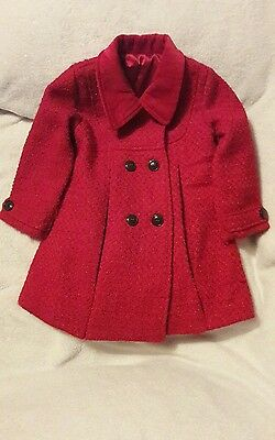 Girls smart coat 2-3