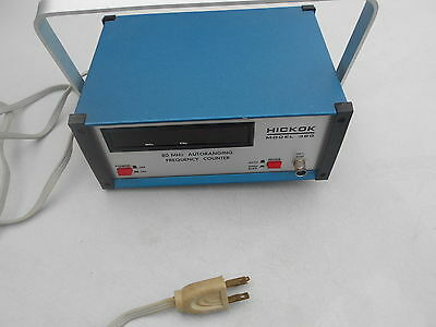 Hickok 380 80MHZ Autoranging Frequency Counter