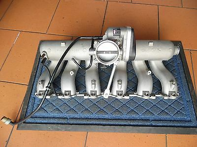 Ford Falcon FG XR6 Turbo Intake Manifold including Throttle Body
