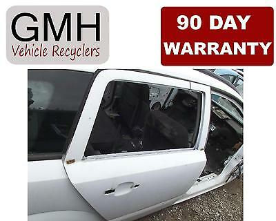 Vauxhall Astra Right Driver Offside Rear Door White 1998-2005§