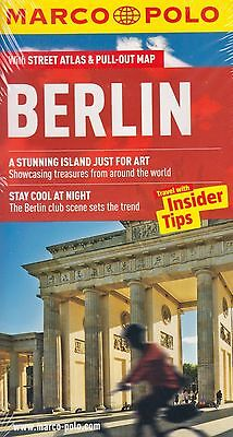 Marco Polo Berlin Pocket Guide BRAND NEW BOOK (Paperback 2012)