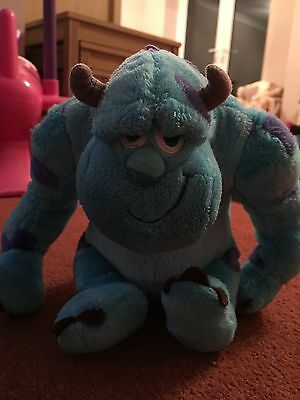 Monsters Inc Plush Teddies. Mike. Sully. Randall. Ok Team