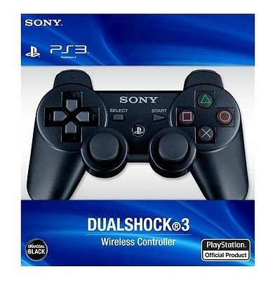 Sony Ps3 Playstation Controller Dualshock 3 Bluetooth Wireless