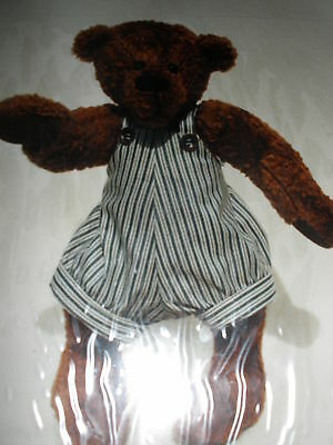 Baby Jacques Bear Pattern by Teddyworks