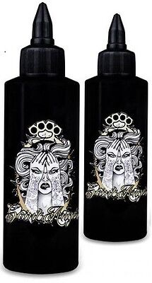 SAINT ANGER INK - Kit All Black Shader -tattoo ink- inchiostro colore tattoo -
