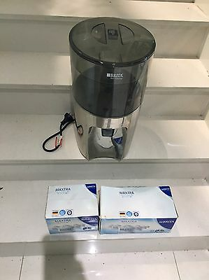 Brita Water Filter and 10 New Cartridges
