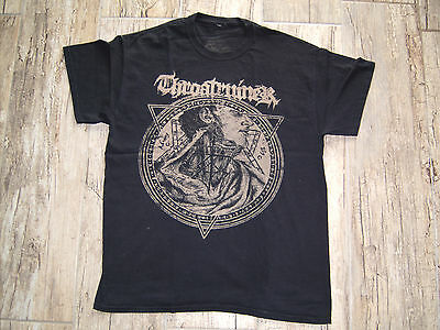 THROATRUINER - Records , shirt ,Neurosis , Trap Them , Rorcal , Eye Hate God