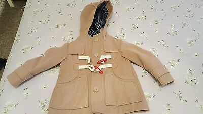 Next Girls Coat exc cond 3-4 years