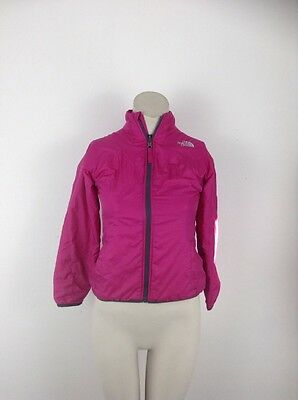 Girls The North Face Pink Jacket Size S/P Stock No.196
