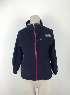Girls The North Face Black Jacket Size S/P Stock No.197