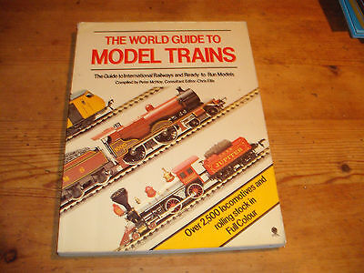 World Guide to Model Trains by Mickie McHoy - Sphere Books1983
