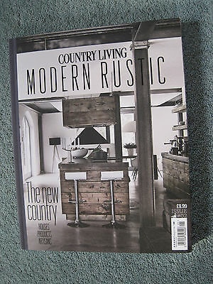 Country Living Modern Rustic Magazine Issue 02
