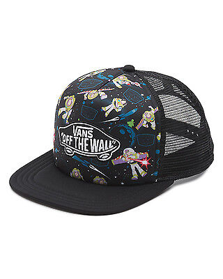 Vans X Toy Story Classic Patch Buzz  Mens Cap in Multi