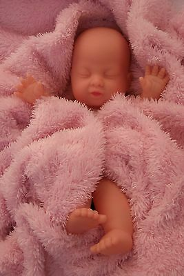 "12"" Baby Doll for Play or Reborn"