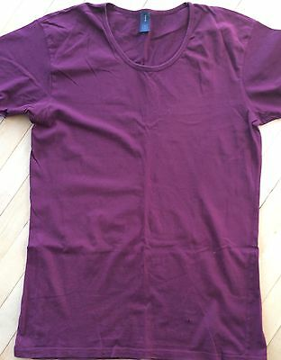 AS SHADOW Men's T-Shirt Size L casual/work/evening (save & combine postage)