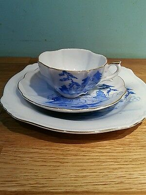 chinese/Japanese cup and saucers
