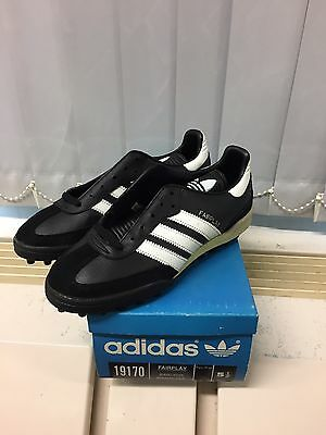 Vintage Adidas Fair Play Made In West Taiwan UK 5,5 Football Soccer Deadstock