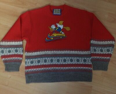 Boys Christmas That's Donald By TONWAY Jumper, Age 6 Years