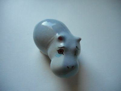 Collectable Wade Whimsie Happy Families Hippo
