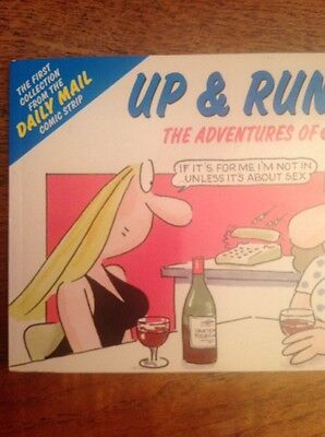 Up and Running: First Collection of the  Daily Mail  Cartoon Strip by Gray Jolli