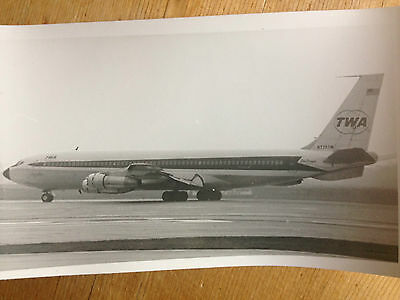 T.W.A. Trans World Airlines Boeing 707 N775TW TWA  photo