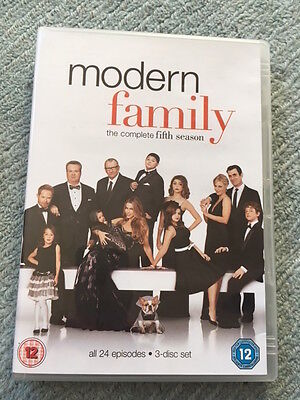 Modern Family - Series 5 - Complete DVD Set (PAL)