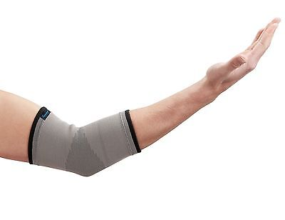 Actesso Bamboo Elbow Support Compression Sleeve : Sport Bandage injury Pain