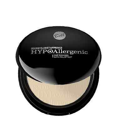 Bell Mat Face Powder Hypoallergenic Natural Effect Control Gloss Long Lasting